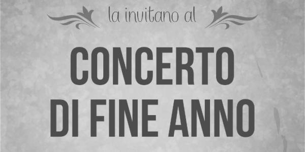 Invito al Concerto Finale a.s. 2016/2017