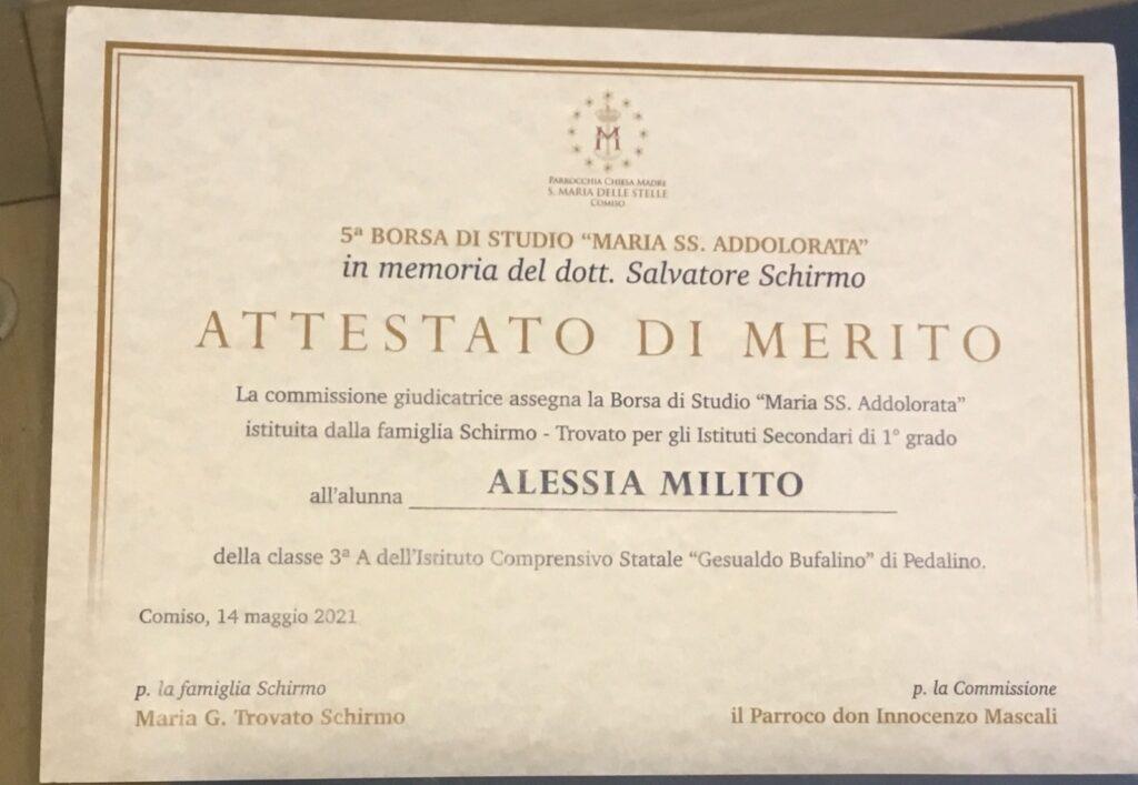 ALESSIA MILITO 3